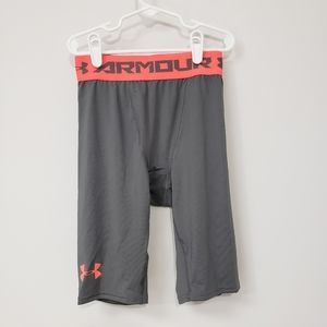 Men's S Under Armour Compression Shorts NWT